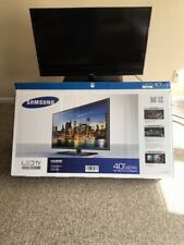 SAMSUNG TV 4o inch class, Series S LED ,5003, black, HDMI cables