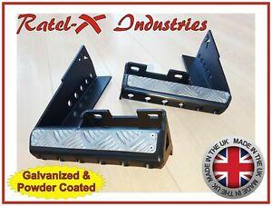 LAND ROVER DEFENDER 90 HD Rear Corner Protection Bumperettes