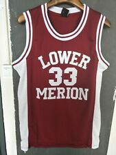 Kobe Bryant #33 Lower Merion High School Basketball Jersey S~Xxl
