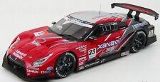 AUTOart Signature NISSAN Xanavi Nismo GT-R #23 SUPER GT 2008 AA 80876