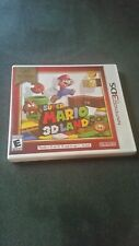 Super Mario 3D Land Nintendo Selects (Nintendo 3DS, 2018) COMPLETE TESTED