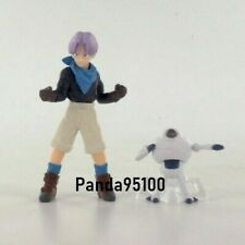 FIGURINES TRUNKS & GILL GT DRAGON BALL Z DBZ GASHAPON FIGURE FIGURA NEUF HG