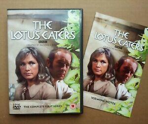 The Lotus Eaters - Complete Series 1 - 1972 Drama - Wanda Ventham (3 Disc DVD)