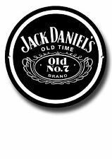 JACK DANIELS METAL SIGN, ALCOHOL, WALL HANGING, DECOR, BAR, PUB, KITCHEN,WHISKEY