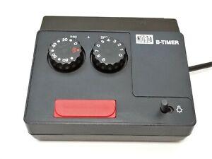 Jobo B-Timer - Electronic Enlarging Timer - Clean & Tested