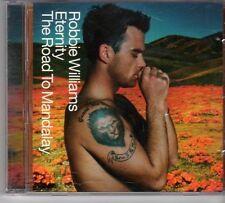 (EX30) Robbie Williams, Eternity / The Road to Mandalay - 2001 CD