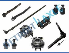 New 11p Complete Front Suspension Kit for Ford F-250 F-350 Super Duty - 4Wd 4x4