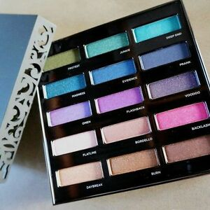 Urban Decay Spectrum Eyeshadow Palette 15 FULL-SIZE SHADOWS Sephora LE AUTHENTIC