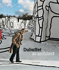 Dubuffet as Architect New Paperback Book Daniel Abadie