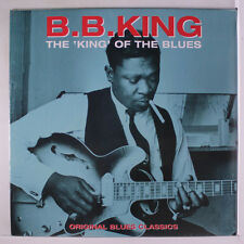 B B King - The 'King' Of The Blues (180g Vinyl LP) NEW/SEALED