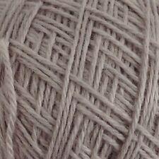 Oyster Manos del Uruguay Yarn Manos Serena Baby Alpaca Pima Cotton 170yds