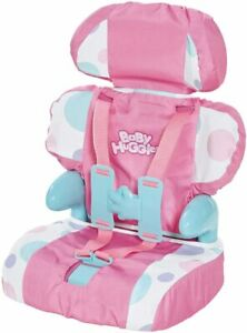 Doll Car Booster Seat Bring Your Favorite Friend For A Ride Casdon Baby Huggles