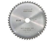 Metabo 628062000 216mm x 30mm x 30T Circular Saw Cutting Blade