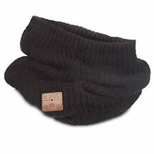 Accessory Innovations Bluetooth Wireless Neck Cuff Scarf with Built-in Stereo