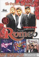 PROFESIONAL Brothers ROMEO Serie (The) - Nuevo Juego de 3 CD