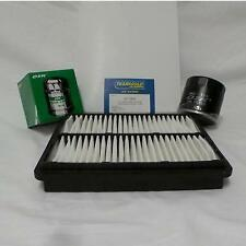 DAEWOO NUBIRA OIL AND AIR  FILTER SERVICE KIT FOR PETROL MODEL