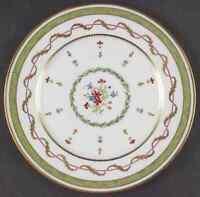 Haviland VIEUX PARIS GREEN (VERT) Dessert Luncheon Plate 1788444