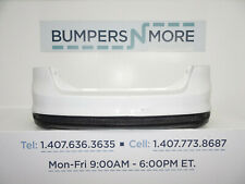 OEM 2012 2013 2014 Ford Focus Sedan S/SE/SEL/Titanium Rear Bumper Cover