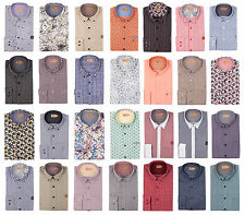 Gabicci Long Sleeve Floral Casual Shirts & Tops for Men