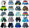 Mens Bermuda Quick Dry Swimming Pants Surfing Shorts Boardshorts Beach Shorts
