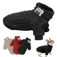 Puppy Small Pet Dog Fleece Harness Vest Puppy Warm Sweater Coat Shirt Sweaters