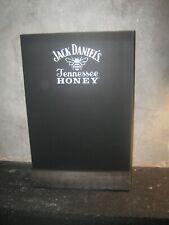 Jack Daniel's Honey No 7 small table top bar chalk board ex cond