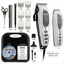 9284 Wahl Pet Grooming Pro Kit Electric Hair Shears Clipper Dog Cat Trimmer Kit