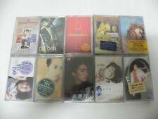 Lof Of 10 Korea SEALED Cassette Tape - Coco Lee Karen Mok Sandy Lam Sarah Chen