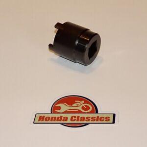 Honda Oil Pump Filter Clutch Centre Lock Nut Tool XL XR 125 185 200 350. HWT002