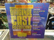 Spongbob Squarepants The New Musical 2x LP NEW YELLOW vinyl [Yolanda Adams TI]