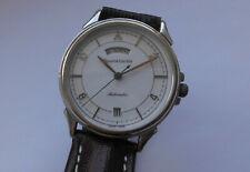 Herren Maurice Lacroix Automatic ETA Werk Swiss Vintage Uhr läuft mit Fehler