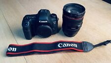 Canon 6D w Canon 24-105mm EF Lens— EXCELLENT CONDITION— USED VERY LITTLE.