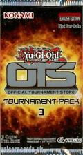 YuGiOh! OTS Tournament Pack 3 New And Sealed Booster Pack x1