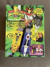 Mighty Morpin Power Rangers Remote Controlled Megazord. Never Opened New In Box.