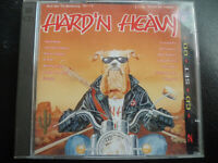 HARD`N   HEAVY   ,    2  CD SET  1992 , ARIOLA  : MSG, RISK, GOTTHARD, HELLOWEEN