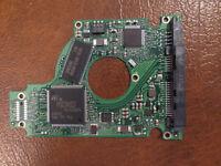 """Seagate ST98823AS PN:9W3183-502 FW:3.04 (100397876 H) 80gb 2.5"""" Sata PCB"""