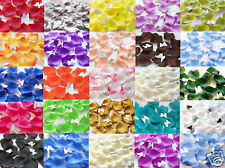 1000 pcs Silk Rose Petals Wedding Flowers Decoration Leaves High Quality Us