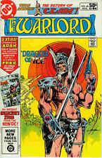 Warlord # 48 (Mike Grell, así que Claw, plus 16 pages Arak Preview) (Estados Unidos, 1981)