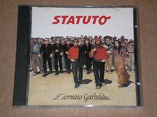 STATUTO - E' TORNATO GARIBALDI - RARO CD