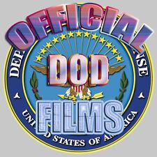TRANSFORMERS GOVERNMENT DOD FILM DVD