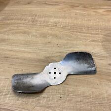 Propeller Fan Vintage 2-Blade  Aluminum Steampunk Art Craft Project