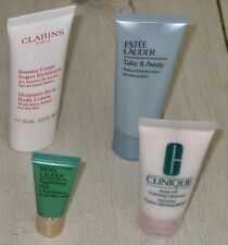 Small Job Lot of High End Skin Care Products - Estee Lauder, Clarins, Clinique