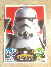 STAR WARS Force Awakens - Force Attax Trading Card #141 Puzzle