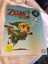 The Legend of Zelda: Phantom Hourglass Players Guide Poster Sealed ****NEW******