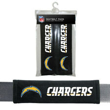 * Los Angeles Chargers Seat Belt Shoulder Pad Covers