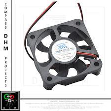 Ventola 50x50x10 mm 0.10A 12V - Cooling fan - 3D printing - brushless turbine