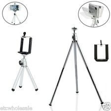 Universal Compact Extra-long Extended Mini Tripod Stand for Cell Phone