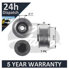 Gates Alternator Freewheel Clutch Pulley For Pathfinder Cabstar Brand New G6202