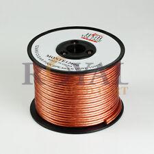 100ft 12 Gauge AWG Car Home Audio Speaker Wire