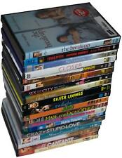 LOT Of 18 ROMANCE & ROM-COM DVDs + 1 BLU-RAY The Notebook Crazy Stupid Love Etc